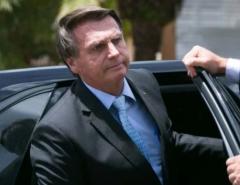 """Brasil Acima de Tudo: """"Não vai ter lockdown nacional"""", garante Bolsonaro"""