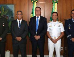 """Bastidores da Política Nacional em…""""Nomeação do Novo Comando Militar"""""""