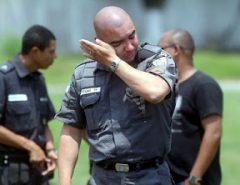 BAIXAS: QUASE QUINHENTOS POLICIAIS MORRERAM POR CAUS DA COVID-19 DESDE O INÍCIO DA PANDEMIA