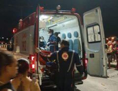 TRAGÉDIA: Grávida e bebê morrem após acidente entre carro e moto em Natal