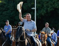 """Bolsonaro: """"Se homem do Campo tivesse ficado em casa o Brasil teria passado fome"""""""