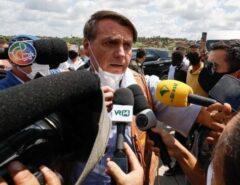 """Firme: 'Preferimos morrer lutando do que perecer em casa', diz Bolsonaro, em nova crítica contra medidas restritivas e a favor da """"liberdade"""""""