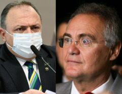 Bastidores da Politica Nacional em … Entrado Pelo Cano e o Desespero de Renan