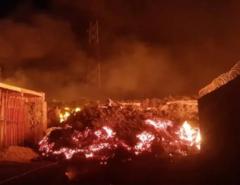 DESASTRE: Vulcão entra em erupção e lança 'rio de lava' sobre cidade na República Democrática do Congo
