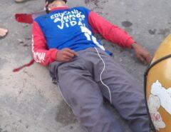 ESTÁ TUDO DOMINADO: Mais um crime de homicídio é registrado em Macaíba