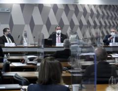 VEJA A LISTA: Senadores querem convocar 10 governadores para CPI da Covid 19