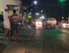 DESMORALIZAÇÃO É GRANDE: Jovem é executado a tiros ao lado da Prefeitura de Macaíba