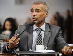 Justiça bloqueia bens de senador e ex-craque da seleção por dívida de R$ 40 milhões