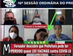 """""""ENTRE ASPAS"""": Vereadora chama atenção por desinteresse"""