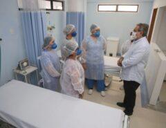 Com tratamento precoce, Hospital de Natal salva 100% de vidas contra a Covid