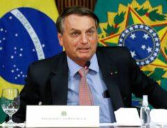 """Bolsonaro: """"Brasil deve se consolidar como maior produtor mundial de alimentos"""""""