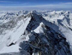 MONTANHA: Brasileira se torna a primeira mulher negra latino-americana a subir o Everest
