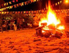 Fique Ligado: Fogueiras e festejos juninos seguem proibidos por decreto no RN  Fonte: Blog do Gustavo Negreiros