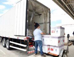 Governo Bolsonaro envia  ao RN mais 112 mil doses de vacinas da Astrazeneca/Fiocruz contra a Covid