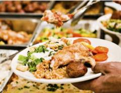 Crise na pandemia fechou 40% dos restaurantes de comida a quilo