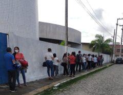 Macaíba: Não pode haver aglomeração para concurso mais para o Seletivo Pode ( VEJAM AS POLÊMICAS E ARROLADAS DO SELETIVO)