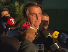 'Não tem como comprovar que eleições foram fraudadas', diz Bolsonaro