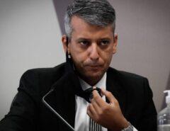 CPI DA COVID: Roberto Dias é liberado pelo Senado depois de ficar mais de 5 horas detido