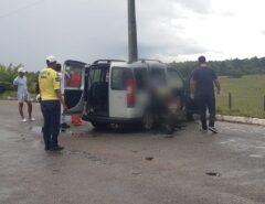 Acidente na estrada que dá acesso à Pipa deixa pelo menos um morto