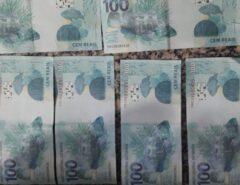CADEIA: Homem é preso após pagar delivery com dinheiro falso em Mossoró, no RN