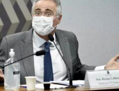 PEGARAM O RELATOR: PF indicia Renan Calheiros por corrupção passiva e lavagem de dinheiro; Investigações apontam que senador pediu e recebeu R$ 1 milhão em propina da Odebrecht em 2012