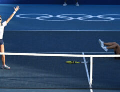Stefani e Pigossi levam o Vitória: bronze nas Olimpíadas e conquistam inédita medalha brasileira no tênis
