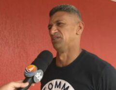 VEJA O VIDEO: Wendel acusa governadora ao falar da morte de homem que assassinou filha dele de 4 anos