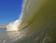 RN: Marinha emite alerta de mar grosso com ondas de até 3,5 metros e ventos de até 61 km/h