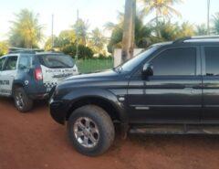 VIOLÊNCIA: Bandidos roubam carro, fazem dona refém e conseguem fugir após perseguição policial no interior RN