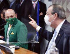 Luciano Hang compara CPI da Pandemia a tribunal da inquisição