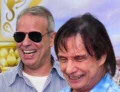 Morre filho de Roberto Carlos, Dudu Braga, após lutar contra câncer irreversível