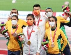 Potiguar Thalita Simplício conquista prata e fica a 4 milésimos do ouro nos 200m rasos na Paralimpíada de Tóquio