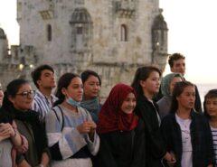 Time de futebol feminino do Afeganistão encontra novo lar em Portugal após fuga do Talibã