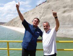 No RN, Rogério Marinho anuncia investimentos de R$ 280 milhões para segurança hídrica e desenvolvimento